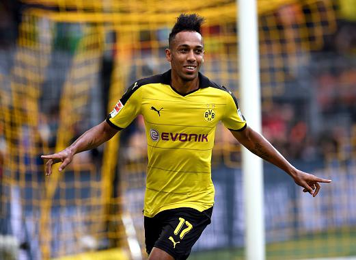 Dortmund quyết ép giá Aubameyang lên cực khủng